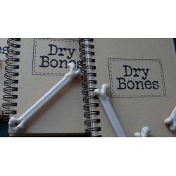 Libreta-diario Dry Bones